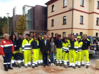Domizioli-e-Mazzieri-col-gruppo-volontari-della-protezione-civile-Maiolati-che-fa-parte-dellUnione-dei-Comuni-1-1024×723