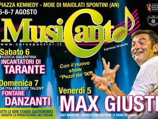 Depliant Musicanto 2015