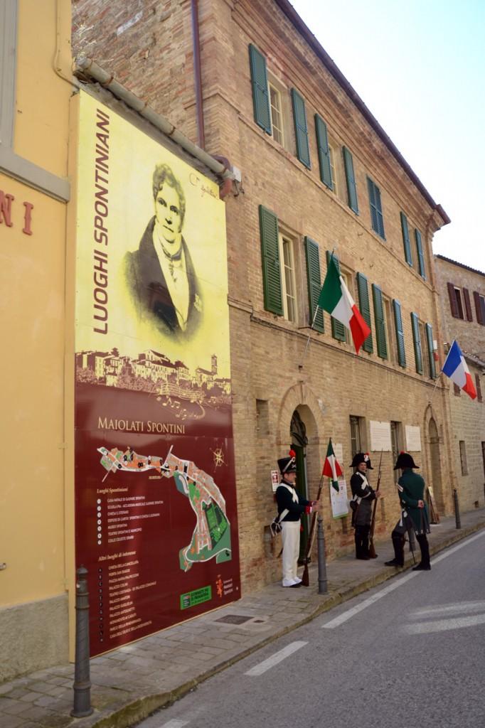 Museo Spontini, aperto anche a Ferragosto e per tutto il mese (da giovedì a domenica)