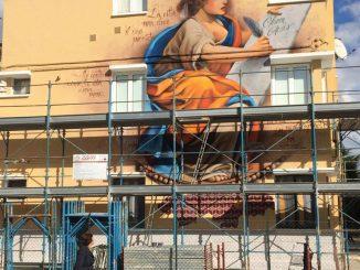 Murales San Savino