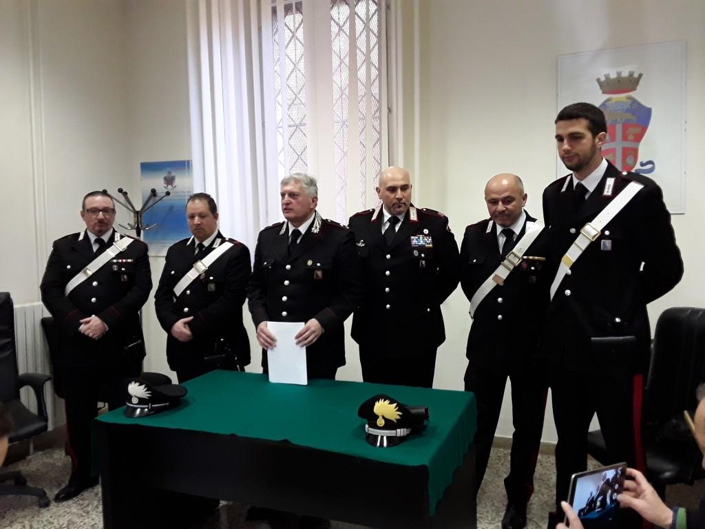 Ricattatrice hard arrestata dai Carabinieri. Estorti alla vittima 180 mila euro