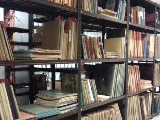 archivi biblioteca