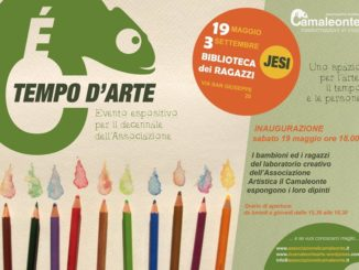 elisa latini decennale bambini locandina (1)