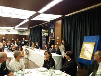 presentazione libro 60° anniversario lions club jesi