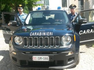 carabinieri santa maria nuova
