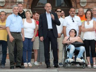 Festa Elazione sindaco Bacci -Bacci e candidati lista–3