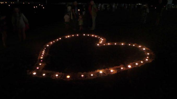 Notte dei Desideri – Gabicce – cuore a Gabicce