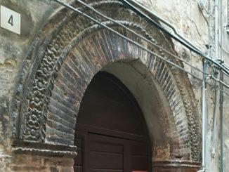 sinagoga portico