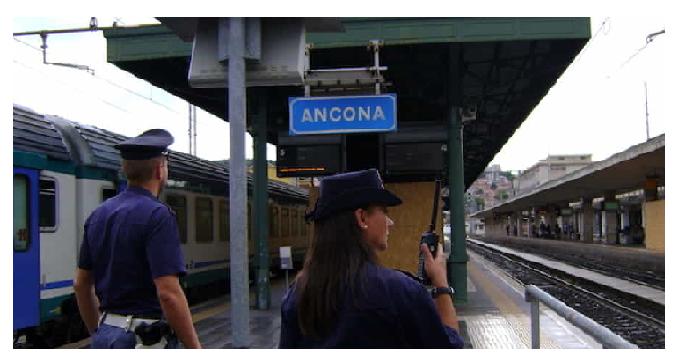 agenti polfer ancona