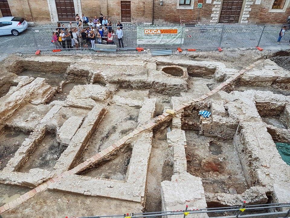 scavi colocci