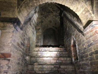 sinagoga sotterranei