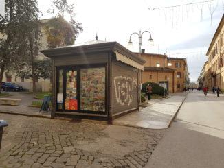 Edicola piazza Pergolesi