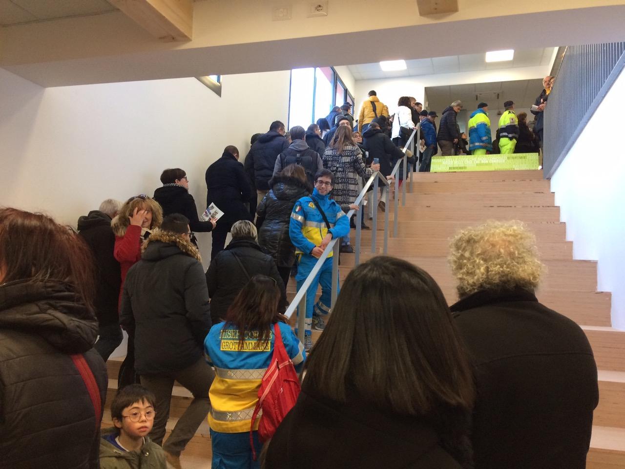 Inaugurazione Scuola Pieve Torina 4