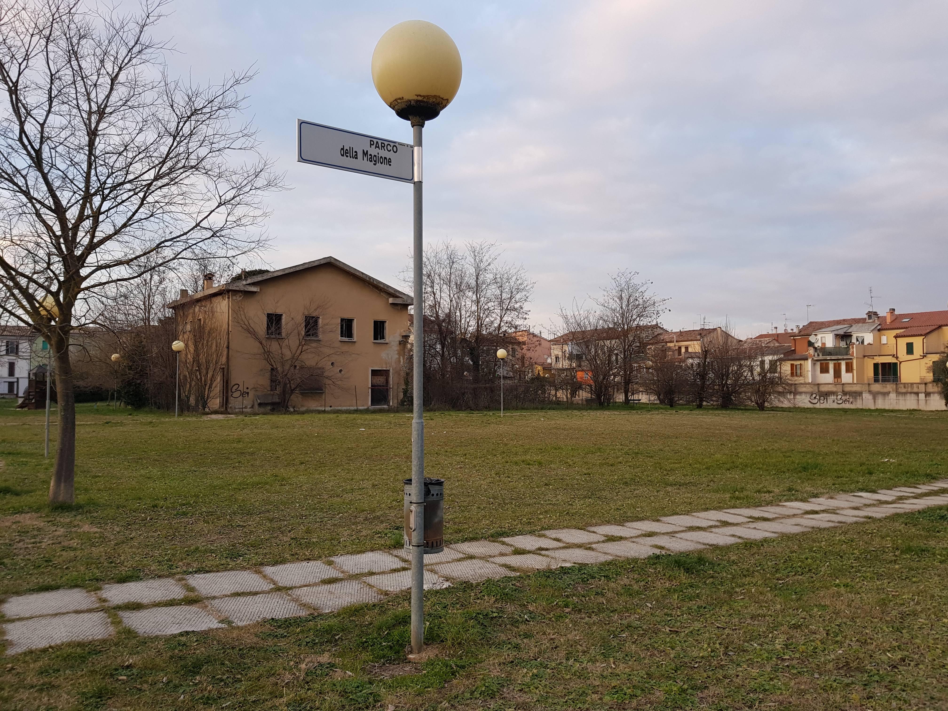 parco magione