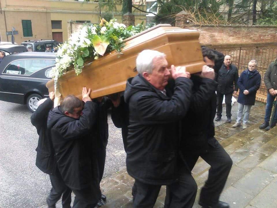 funerali Ubaldi
