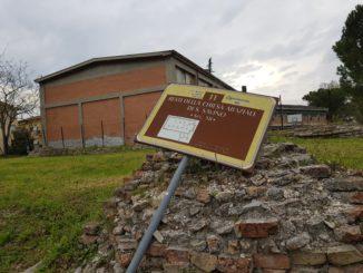 Abbazia San Savino-resti