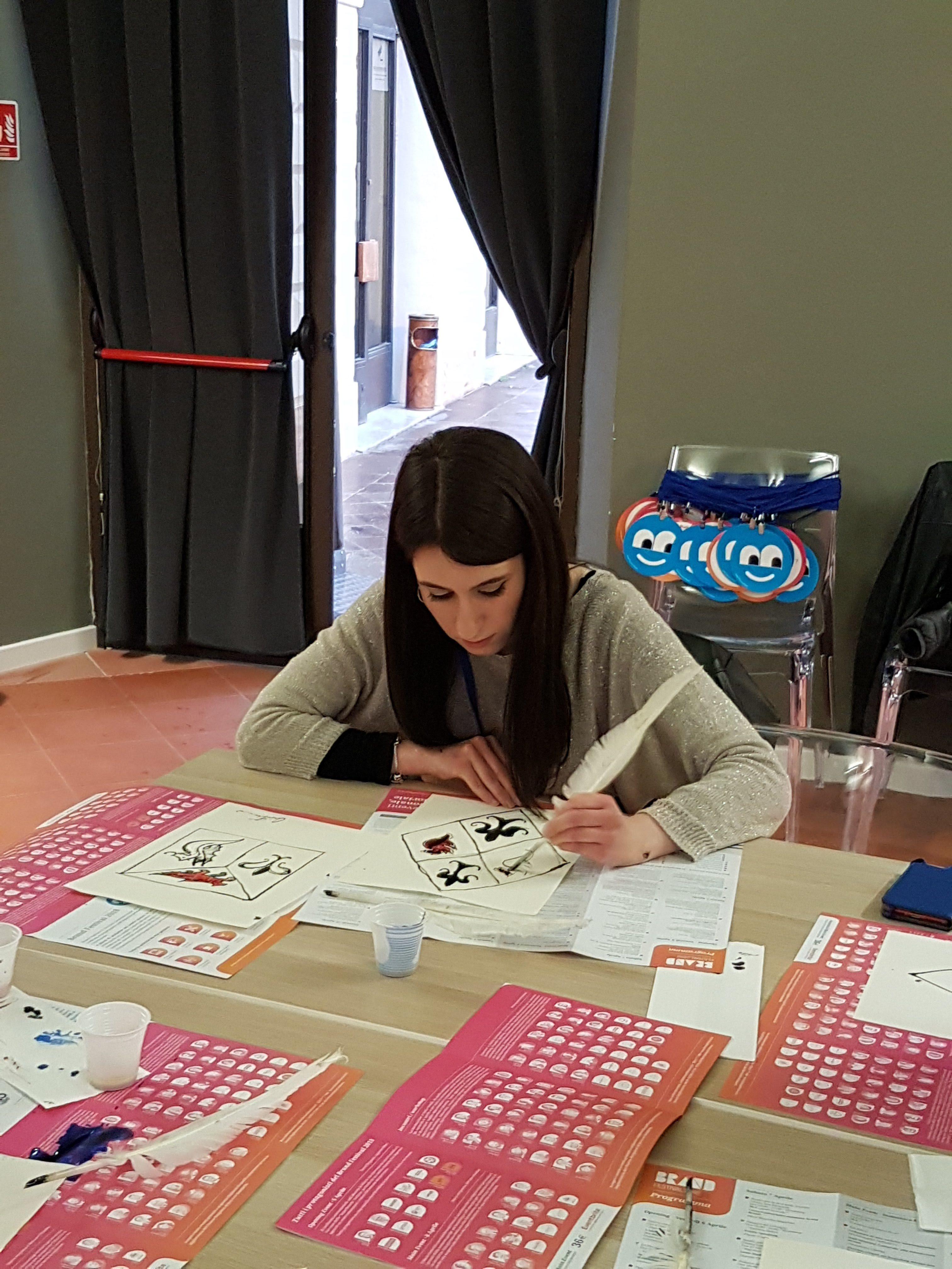 Brand Festival workshop sull'araldica