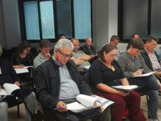 Foto di alcuni partecipanti al Seminario