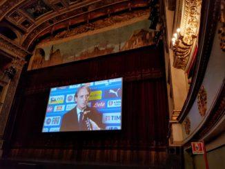 Mancini teatro Pergolesi