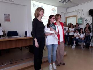 premiazione Sofia Rossi
