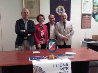 presentazione service Lions sulla vista 1
