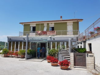 Il ristorante Rosina