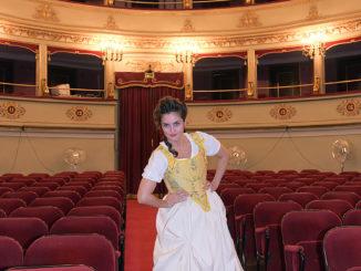 Viste Teatro Pergolesi con Serpina