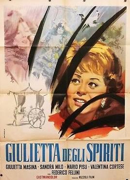 Fellini-Manifesto-Giulietta-Degli-Spiriti-Poster-Originale-2F