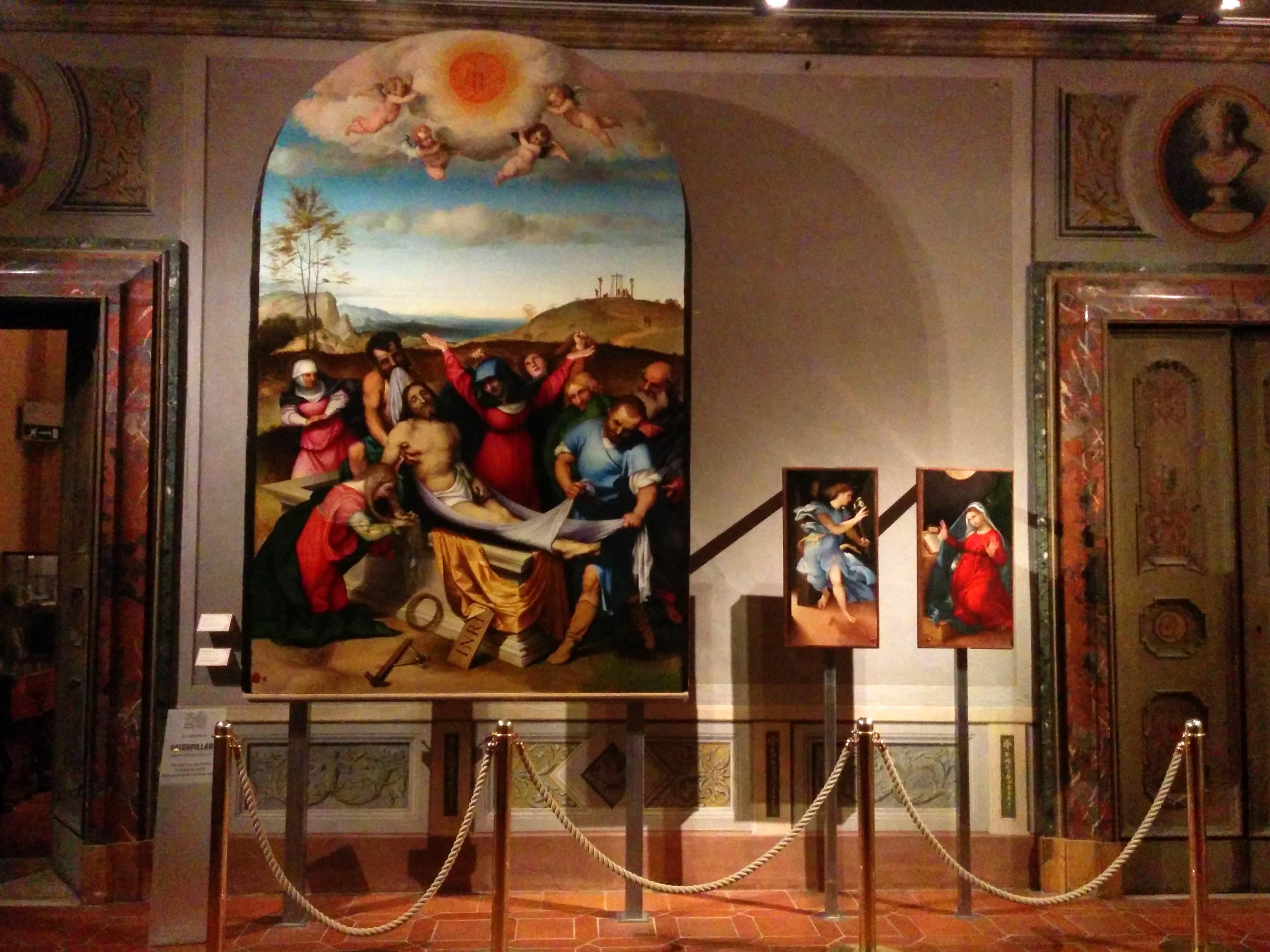 Lotto Pinacoteca