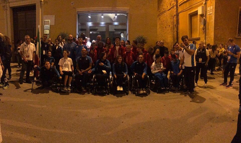 delegazione Italiana 1