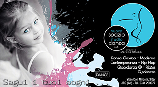 Banner Nuovo Spazio Studio Danza