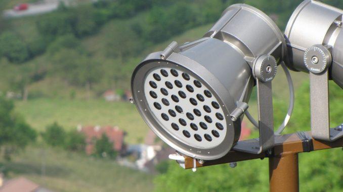 Jesi tutta la città godrà dell innovativa illuminazione a led