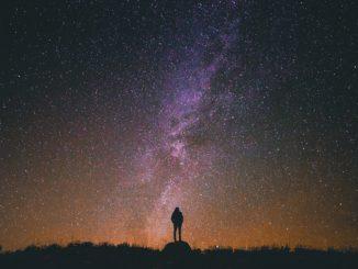 stelle in cielo