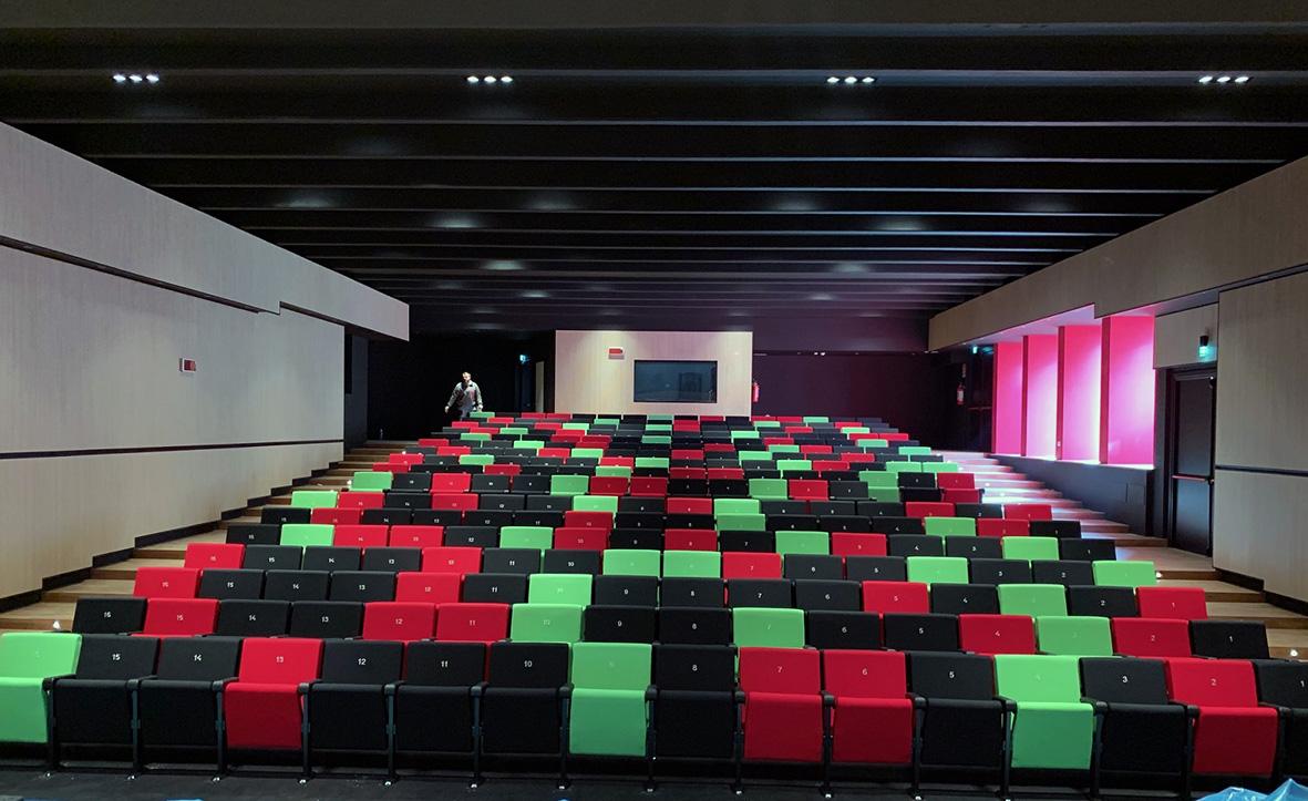 auditorium scuola Moie