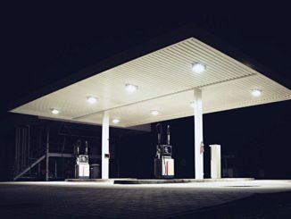 benzinaio distributore