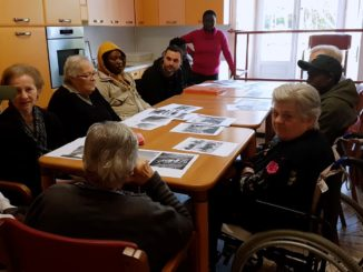 anziani, richiedenti asilo