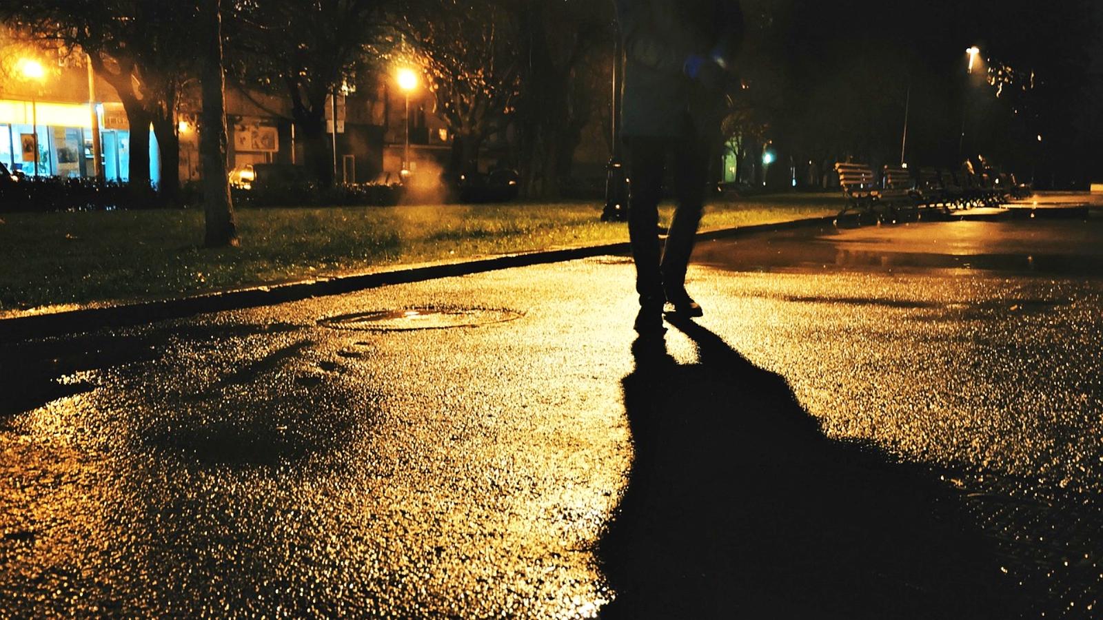 notte strada