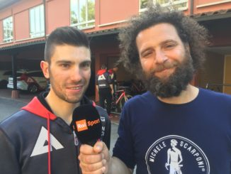 Marco Scarponi intervista Andrea Vendrame