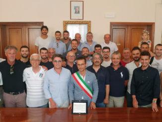 Moie Vallesina ricevuto da sindaco e amministratori