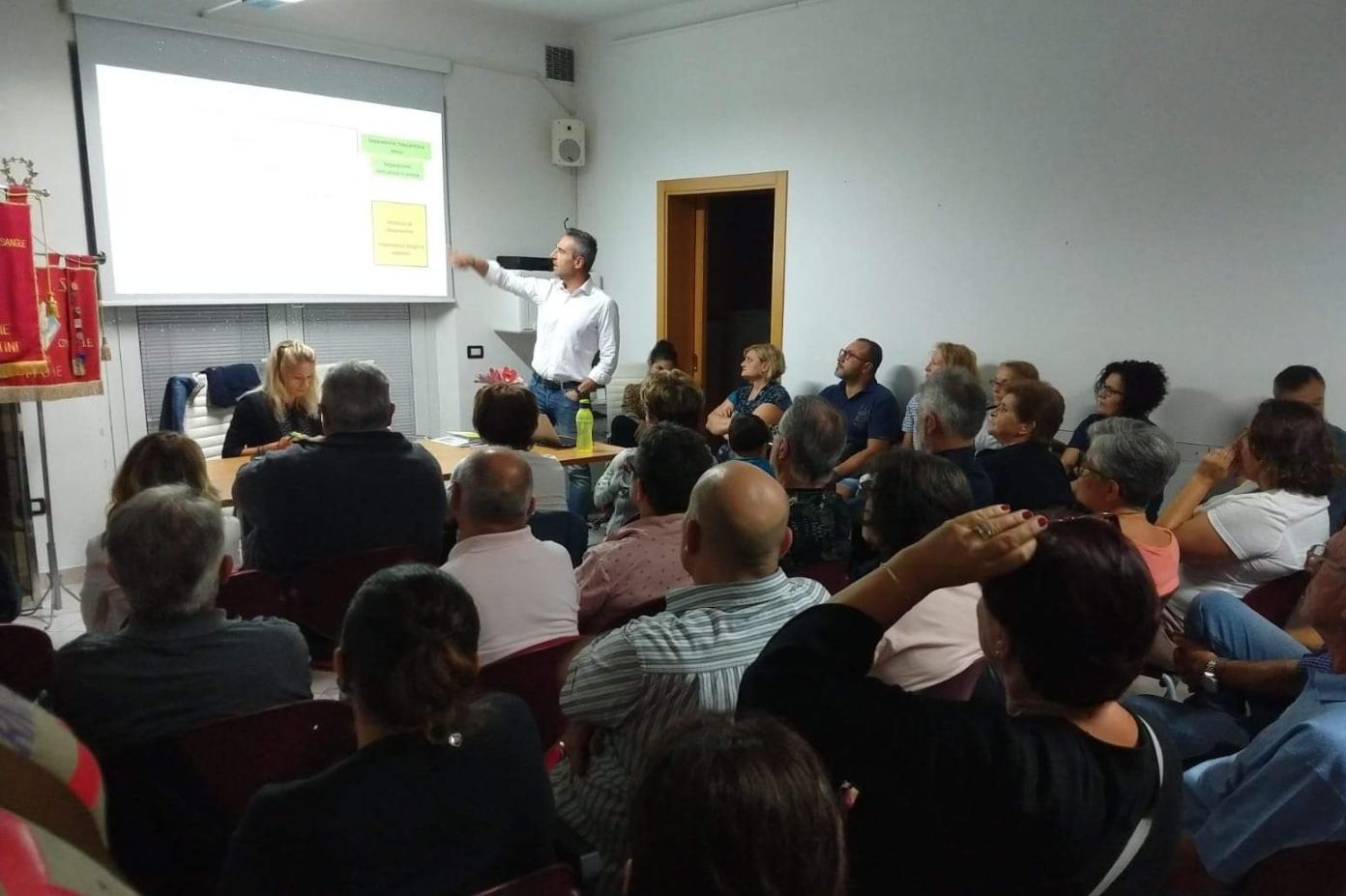 riunione comitato castelplanio