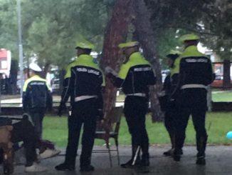 Polizia locale alle Fiere