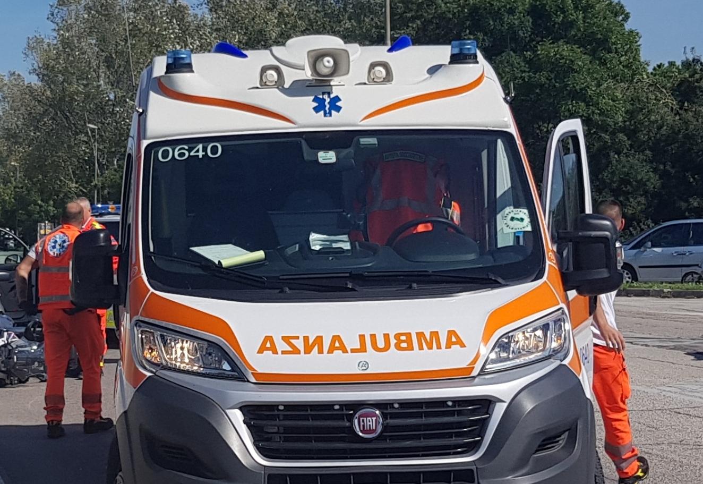 Ambulanza Jesi
