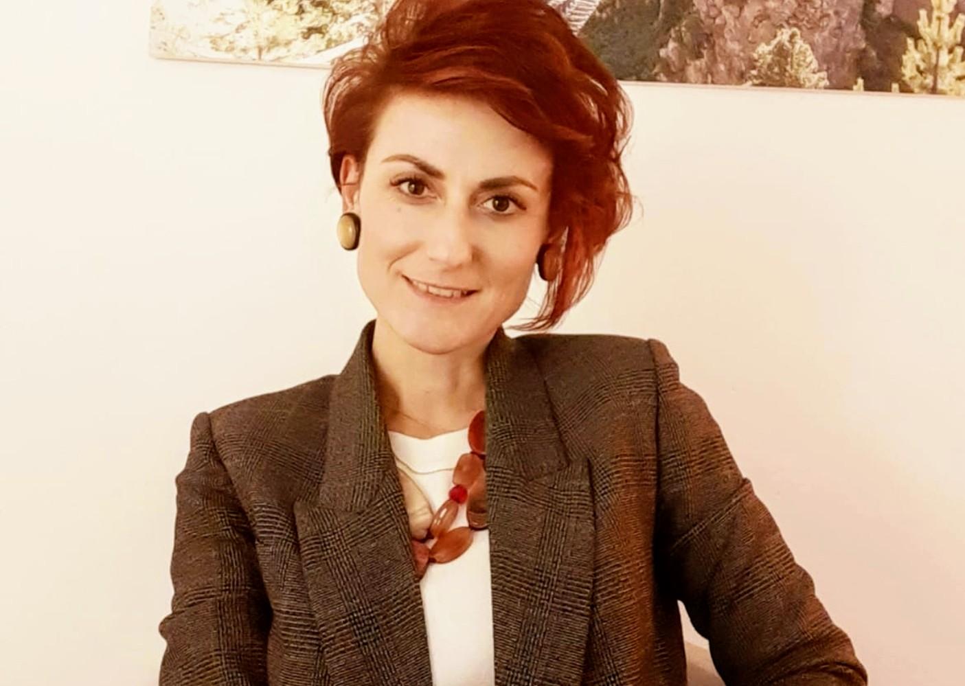 La psicologa e psicoterapeuta Roberta Anselmi