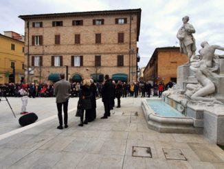 Inaugurazione Piazza Pergolesi
