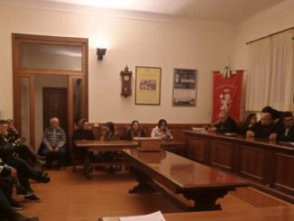 riunione Coc Maiolati