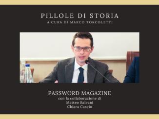PILLOLE DI STORIA 3