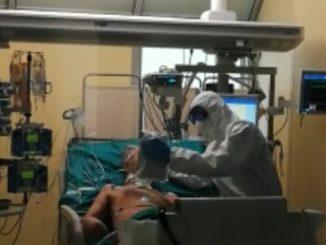 Paziente terapia intensiva