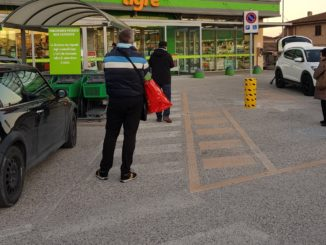 spesa supermercato castelbellino