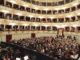 Teatro Pergolesi, interno con il pubblico