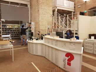 biblioteca Jesi